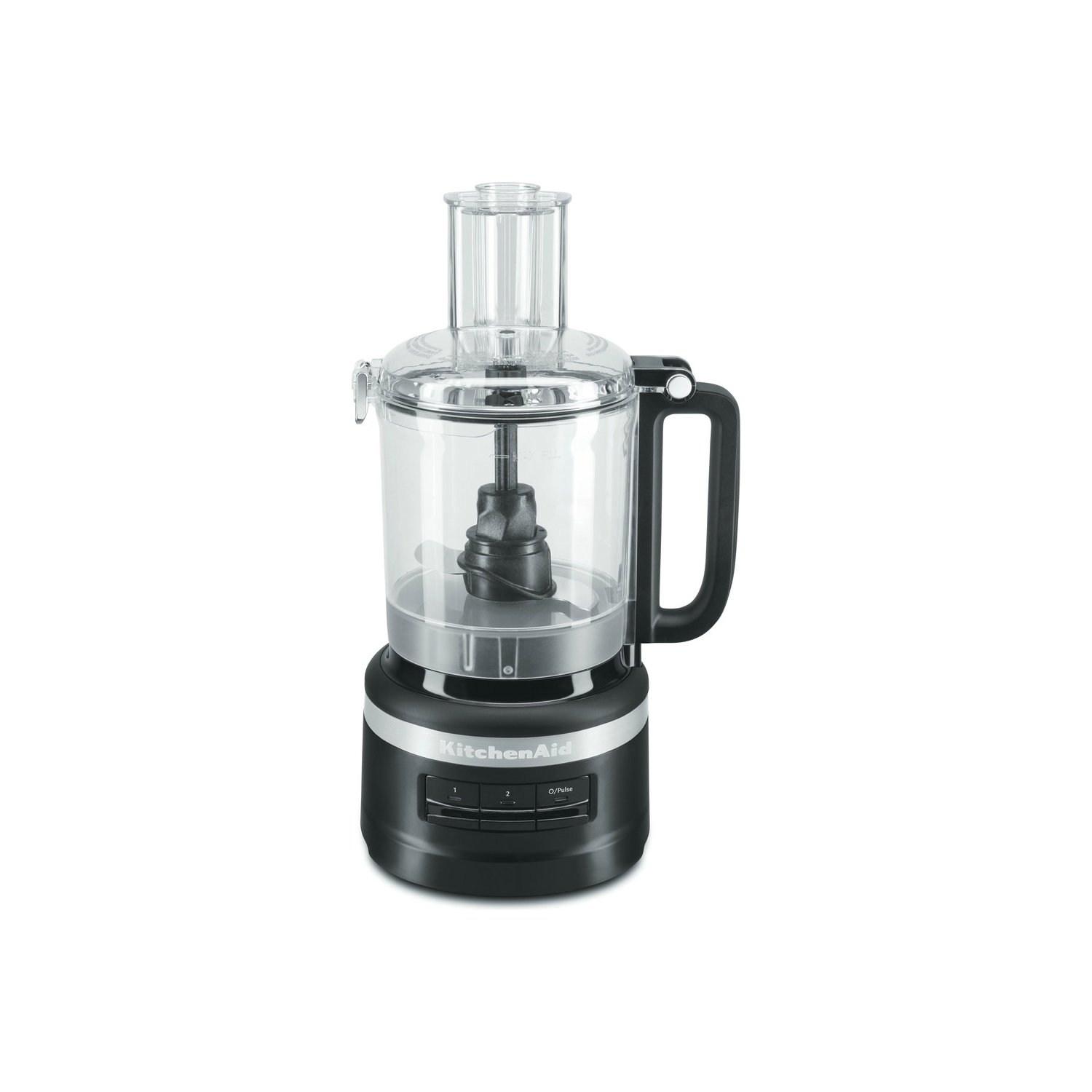 KitchenAid 2.1 Litre Food Processor - Matte Black - 0