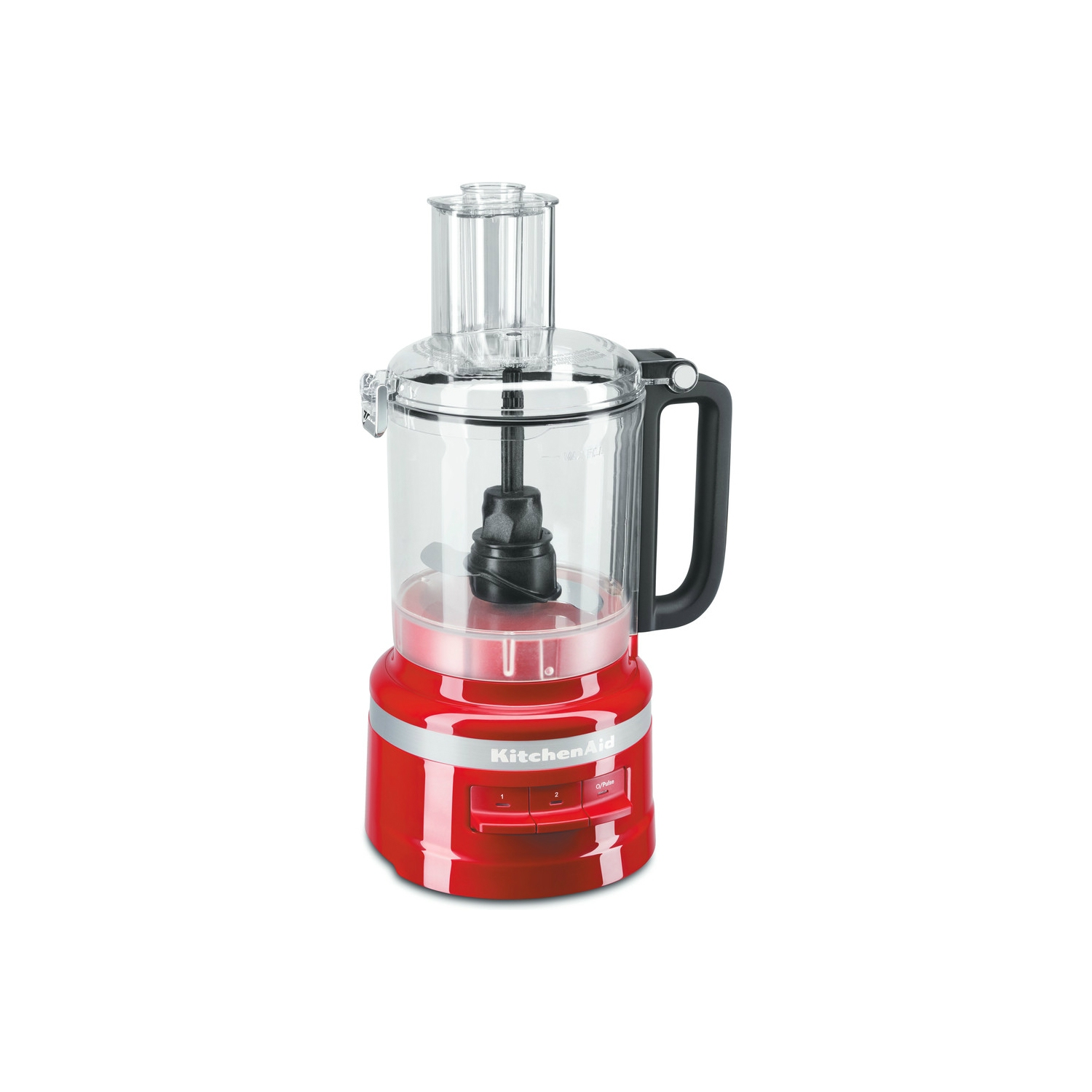 KitchenAid 2.1 Litre Food Processor - Empire Red - 0