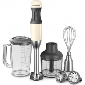 KitchenAid 1 Litre Jug Blender - Almond Cream