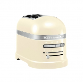 KitchenAid Artisan 2 Slice Toaster - Almond Cream