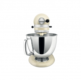 KitchenAid Artisan 4.8 Litre Stand Mixer - Almond Cream - 0
