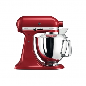 KitchenAid Artisan 4.8 Litre Stand Mixer - Empire Red