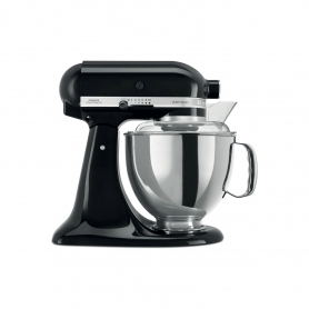 KitchenAid Artisan 4.8 Litre Stand Mixer - Onyx Black - 0
