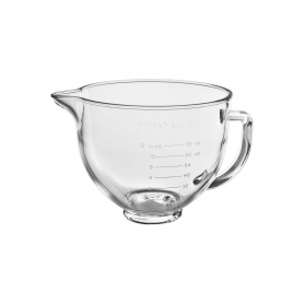 KitchenAid - 4.8 Litre Glass Bowl