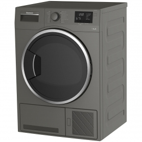 Blomberg 8kg Condenser Tumble Dryer - Graphite - B Rated - 1