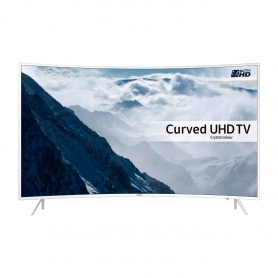 "Samsung 43"" Curved 4K UHD LED TV"