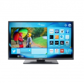 "Linsar 32"" HD Ready LED TV + Built in DVD - 5"