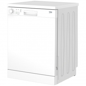 Beko Full Size Dishwasher - White - A+ Rated - 1
