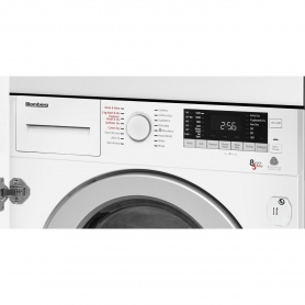Blomberg Built In 8kg / 5kg 1400 Spin Washer Dryer - 2