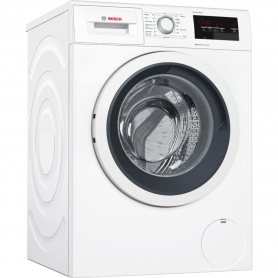 Bosch 9kg 1400 Spin Washing Machine - White - A+++ Rated - 0
