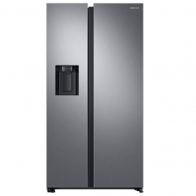 Samsung American Style Fridge Freezer - Silver - A+ Rated