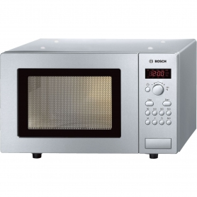 Bosch 17 Litre Microwave - Stainless Steel - 2