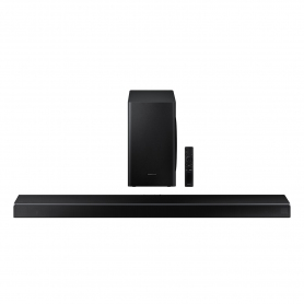 Samsung 360W 5.1Ch Wireless Flat Soundbar + Subwoofer - Black