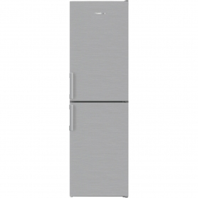 Blomberg Frost Free Fridge Freezer - Stainless Steel - A+ Energy Rated - 1