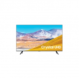 "Samsung UE55TU8000KXXU 55"" 4K Ultra HD LED Smart TV with Crystal Display & Boundless Design"