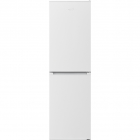 Zenith Static Fridge Freezer - White - A+ Energy Rated