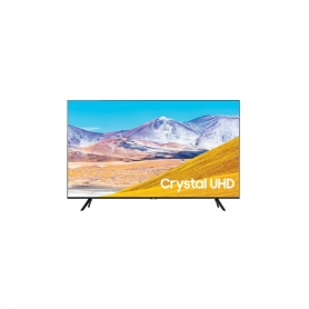 "Samsung 43"" 4K Ultra HD Smart TV with Crystal Display & Boundless Design"