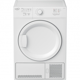 Zenith 7kg Condenser Tumble Dryer - White - B Energy Rated