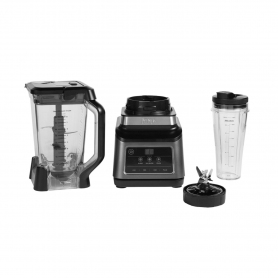 Ninja 2-in-1 Blender with Auto-iQ - Black/Sliver