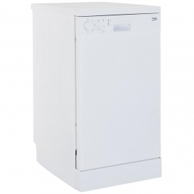Beko Slimline Dishwasher - 9