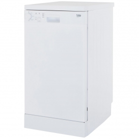 Beko Slimline Dishwasher - 4