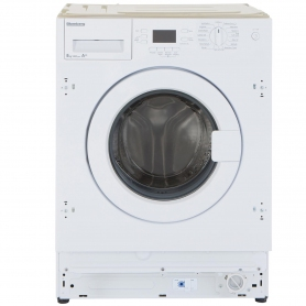 Blomberg Built In 8kg 1400 Spin Washing Machine - 0