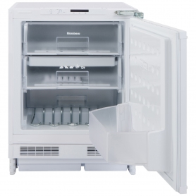 Blomberg Integrated Static Freezer with Fast Freeze