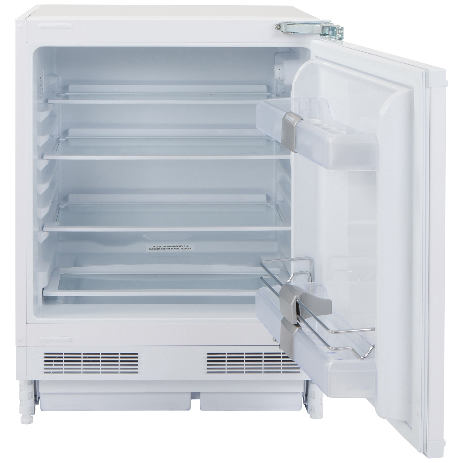 Blomberg Integrated Auto Defrost Larder Fridge - A+ Rated - 4
