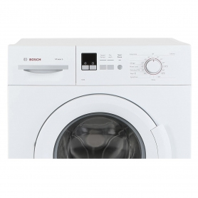 Bosch 6kg 1400 Spin Washing Machine - White - A+++ Rated - 2
