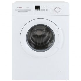 Bosch 6kg 1400 Spin Washing Machine - White - A+++ Rated
