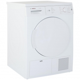 Bosch 7kg Condenser Tumble Dryer - White - B Rated - 3