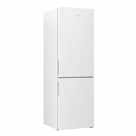 Beko 60cm Fridge Freezer - White - A+ Energy Rated - 1