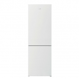 Beko 60cm Fridge Freezer - White - A+ Energy Rated