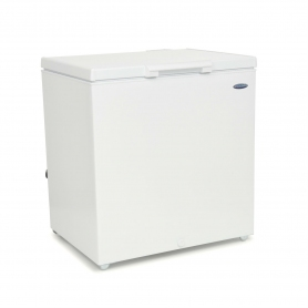 Iceking 202 litre Chest Freezer- White - Energy rating A+