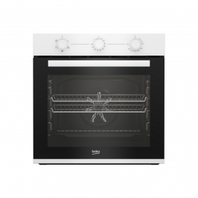 Beko AeroPerfect™ Built In Electric Single Oven - White
