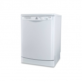 Indesit 13 Place Settings Full Size Dishwasher - White - A+ Energy Rated