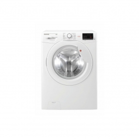 Hoover DHL 14102D3 10kg 1400 Spin Three Rapid Washes Washing Machine - White - A Energy Rated