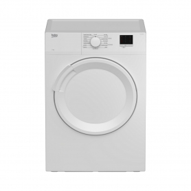 Beko 7kg Vented Tumble Dryer - White - C Energy Rated - 0
