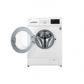 LG ELECTRONICS 8 kg 1400 Inverter Direct Drive™ Washing Machine - WHITE - A+++-30% Energy Rated - 3