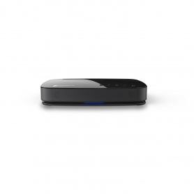 Humax Aura 4K Android TV Recorder Freeview Box - 1TB - Black