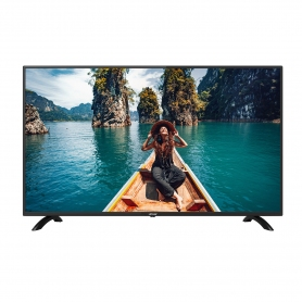 "Linsar GT43LUXE 43"" Full HD TV - Freeview Play and USB Record/Playback"
