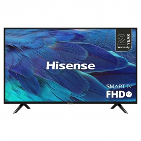 "Hisense 40 "" HD - SMART TV - Freeview- A Rated"