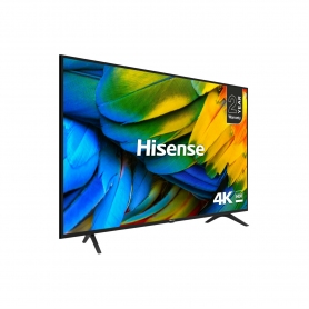 "Hisense 55 "" 4K UHD SMART TV Black A+ Rated"