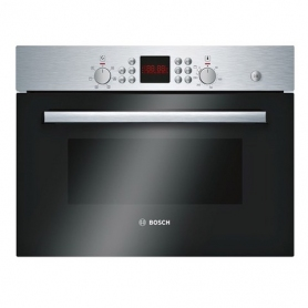 Bosch Built In Single Electric Oven with Microwave and Grill