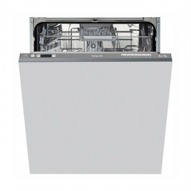Hotpoint Integrated Full Size Dishwasher with 13 Place Settings