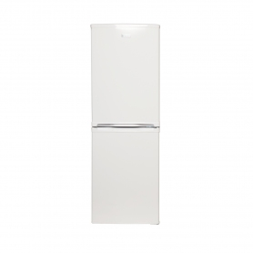 Haden 48cm Static Tall Fridge Freezer - White - A+ Energy Rated