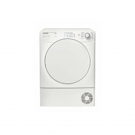 Hoover 8kg Sensor Dry Condenser Tumble Dryer - White - B Energy Rated