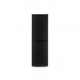 Hoover HMCL5172BIN Low Frost Fridge Freezer - Black
