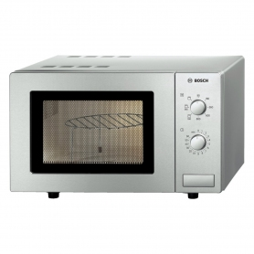 Bosch 17 Litre Microwave - Brushed Steel - 3