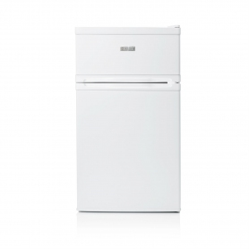 Haden Under Counter Fridge Freezer - White - A+ Energy Rated
